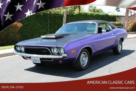 1973 Dodge Challenger for sale at American Classic Cars in La Verne CA