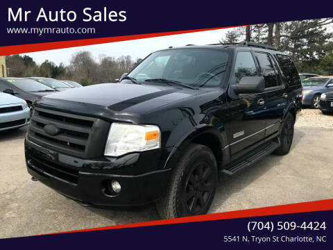 2008 Ford Expedition for sale at Mr Auto Sales in Charlotte NC