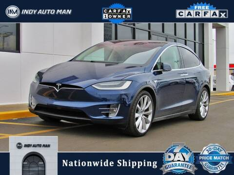2016 Tesla Model X for sale at INDY AUTO MAN in Indianapolis IN