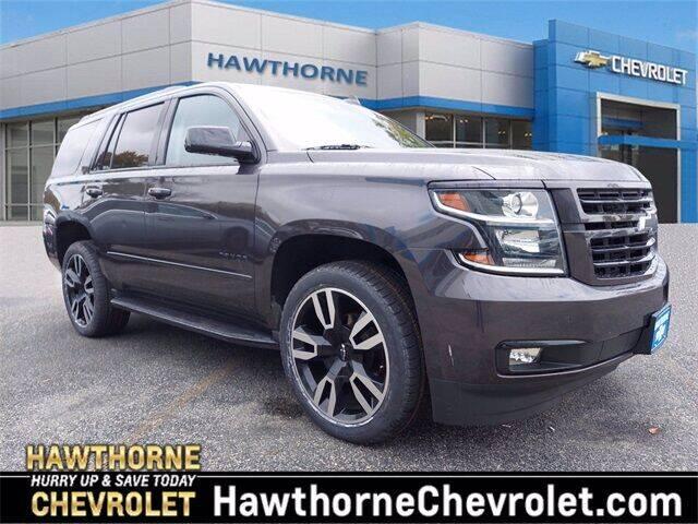 2018 Chevrolet Tahoe for sale at Hawthorne Chevrolet in Hawthorne NJ