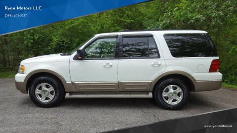 2004 Ford Expedition for sale at Ryan Motors LLC in Warsaw IN
