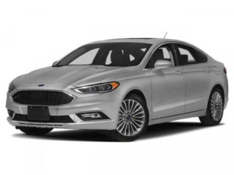 2018 Ford Fusion Hybrid for sale at JEFF HAAS MAZDA in Houston TX