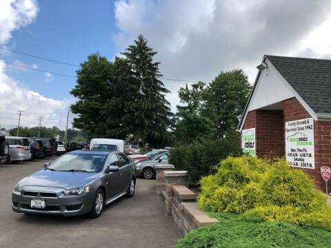 2014 Mitsubishi Lancer for sale at Direct Sales & Leasing in Youngstown OH