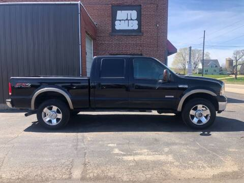2007 Ford F-250 Super Duty for sale at LeDioyt Auto in Berlin WI