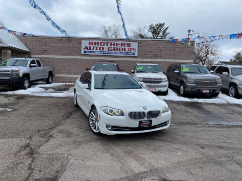 2011 BMW 5 Series for sale at Brothers Auto Group in Youngstown OH