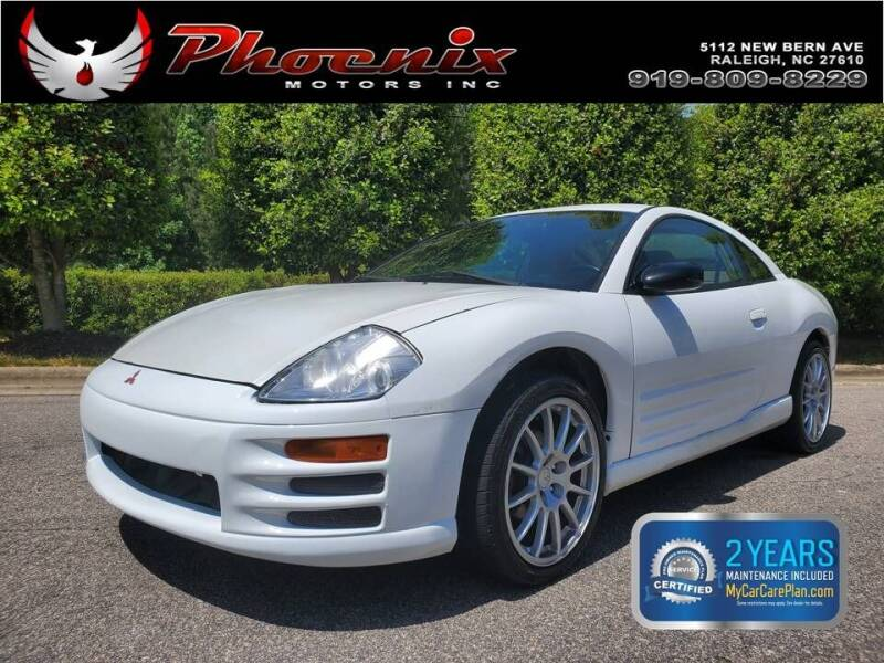 2000 Mitsubishi Eclipse for sale in Raleigh, NC