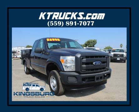 2014 Ford F-250 Super Duty for sale at Kingsburg Truck Center in Kingsburg CA