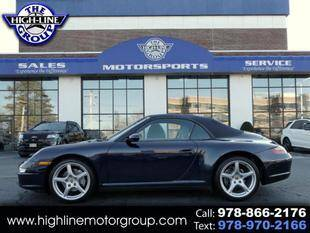 2006 Porsche 911 for sale at Highline Group Motorsports in Lowell MA