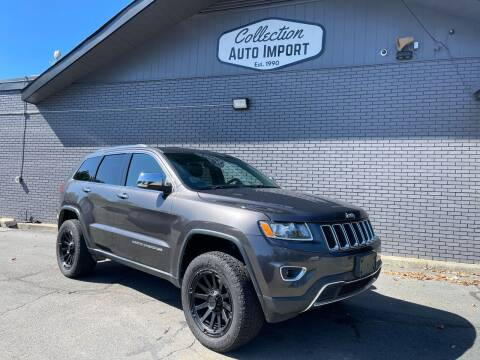2015 Jeep Grand Cherokee for sale at Collection Auto Import in Charlotte NC