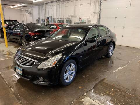 2015 Infiniti Q40 for sale at The Car Buying Center in St Louis Park MN