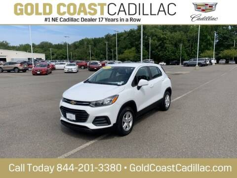 2018 Chevrolet Trax for sale at Gold Coast Cadillac in Oakhurst NJ