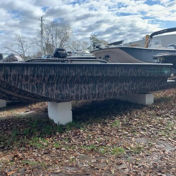 2021 Havoc 1656 MarshRunner ST for sale at Southside Outdoors in Turbeville SC