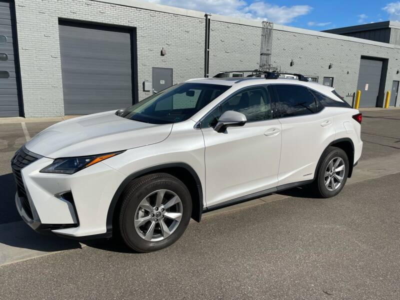 2019 Lexus RX 450h for sale at The Car Buying Center in Saint Louis Park MN
