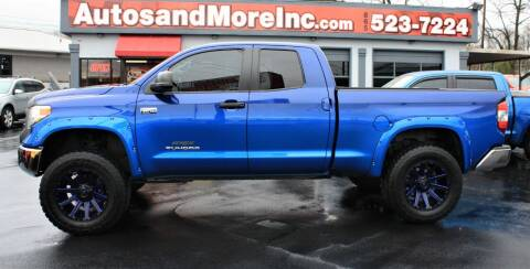 2014 Toyota Tundra for sale at Autos and More Inc in Knoxville TN