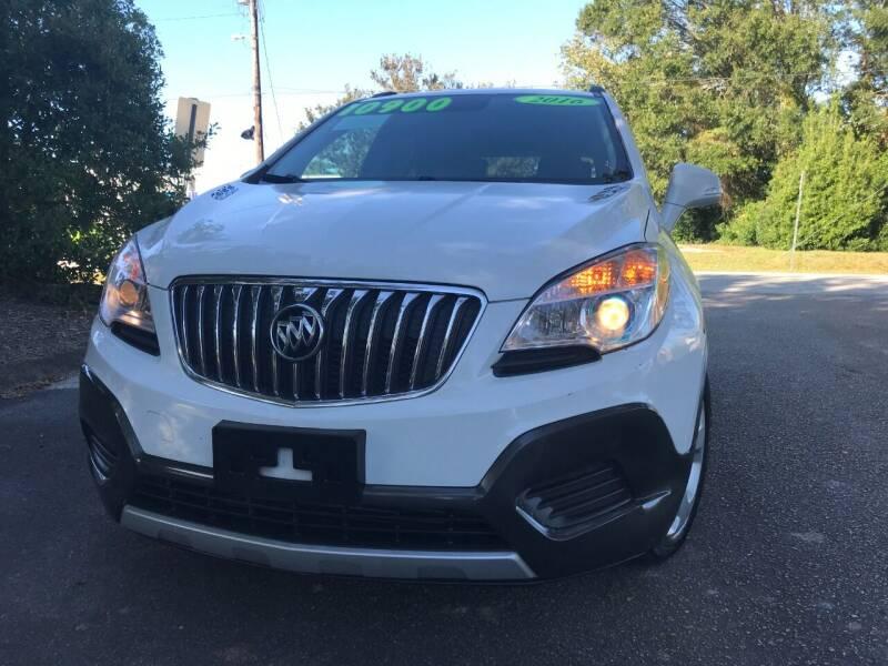 2016 Buick Encore 4dr Crossover - Wilmington NC