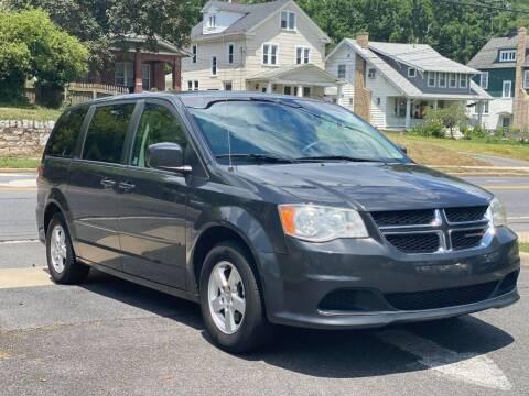 2012 Dodge Grand Caravan for sale at MZ Auto in Winchester VA