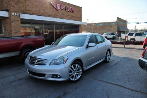 2010 Infiniti M35 for sale at JT AUTO in Parma OH