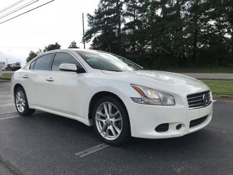2009 Nissan Maxima for sale at Access Auto Direct in Baldwin NY
