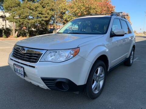 2009 Subaru Forester for sale at 707 Motors in Fairfield CA