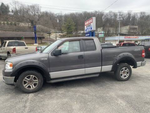 2007 Ford F-150 for sale at Martino Motors in Pittsburgh PA