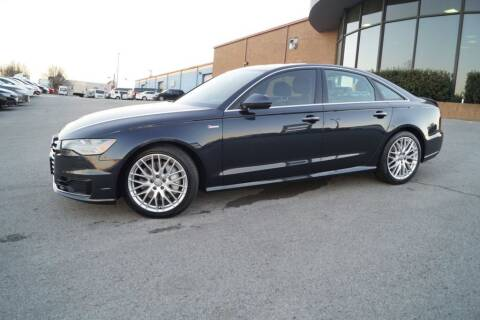 2016 Audi A6 for sale at Next Ride Motors in Nashville TN