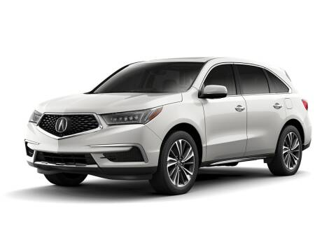 2018 Acura MDX for sale at Bill Gatton Used Cars - BILL GATTON ACURA MAZDA in Johnson City TN