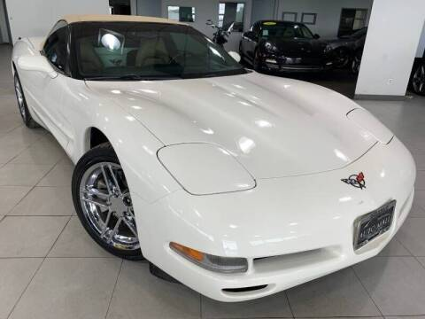 2001 Chevrolet Corvette for sale at Cj king of car loans/JJ's Best Auto Sales in Troy MI