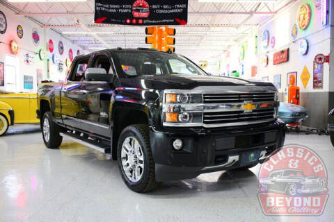 2015 Chevrolet Silverado 2500HD for sale at Classics and Beyond Auto Gallery in Wayne MI