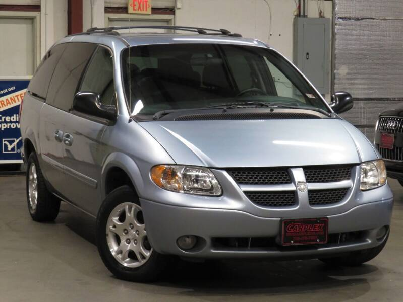 2004 Dodge Grand Caravan for sale at CarPlex in Manassas VA