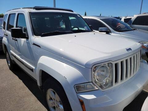 2012 Jeep Liberty for sale at SoCal Auto Auction in Ontario CA