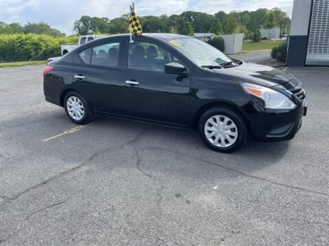 2017 Nissan Versa for sale at Postorino Auto Sales in Dayton NJ