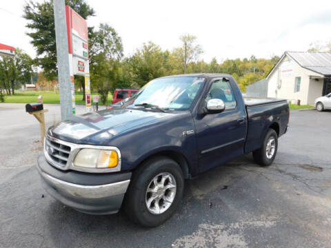 2001 Ford F-150 for sale at WOOD MOTOR COMPANY in Madison TN
