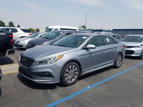 2015 Hyundai Sonata for sale at Chubbuck Motor Co in Ordway CO