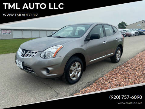 2011 Nissan Rogue for sale at TML AUTO LLC in Appleton WI
