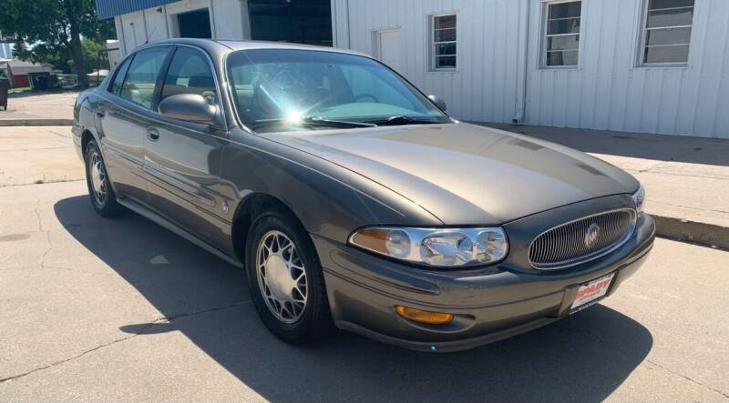 2001 Buick LeSabre for sale at Spady Used Cars in Holdrege NE