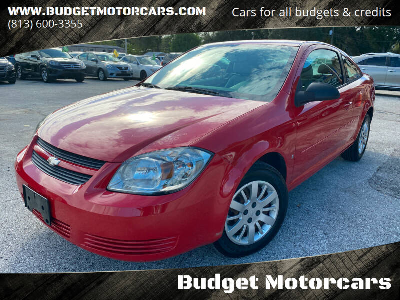 2009 Chevrolet Cobalt for sale at Budget Motorcars in Tampa FL