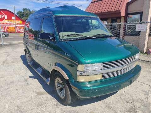 1999 Chevrolet Astro for sale at Advance Import in Tampa FL