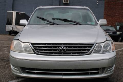 2004 Toyota Avalon for sale at EZ PASS AUTO SALES LLC in Philadelphia PA