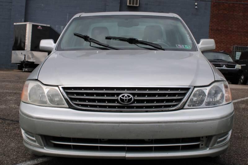 2004 Toyota Avalon for sale at EZ PASS AUTO SALES LLC in Philadelphia PA
