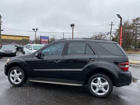 2008 Mercedes-Benz M-Class for sale at Primary Motors Inc in Commack NY