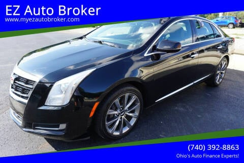 2017 Cadillac XTS for sale at EZ Auto Broker in Mount Vernon OH