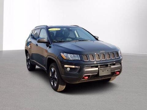 2018 Jeep Compass for sale at Jimmys Car Deals in Livonia MI