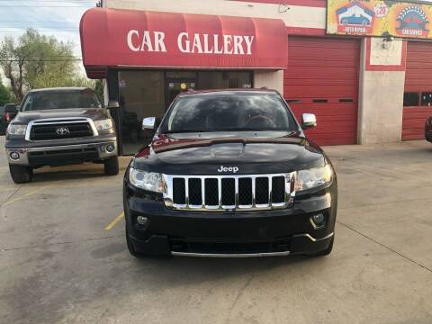2011 Jeep Grand Cherokee for sale at Car Gallery in Oklahoma City OK