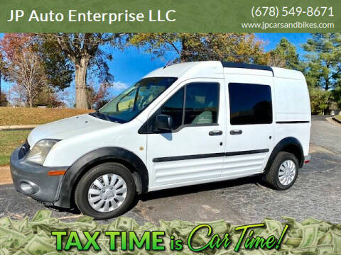 2012 Ford Transit Connect for sale at JP Auto Enterprise LLC in Duluth GA