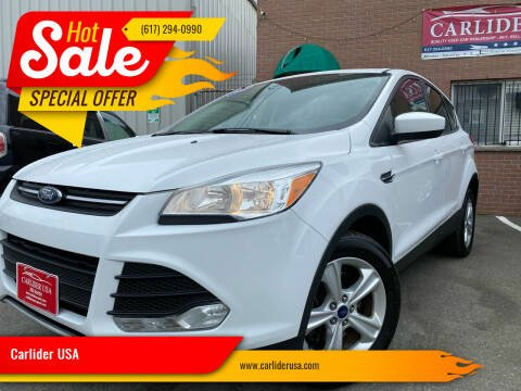 2015 Ford Escape for sale at Carlider USA in Everett MA