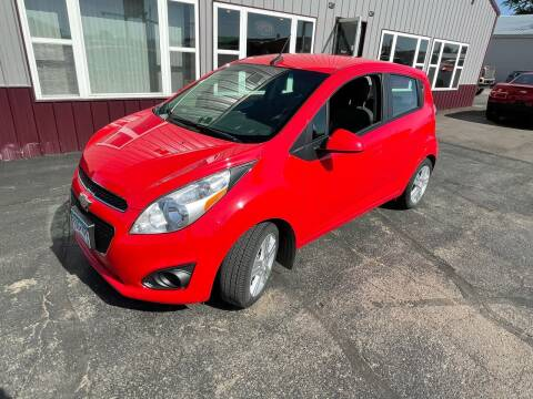 2014 Chevrolet Spark for sale at Hill Motors in Ortonville MN