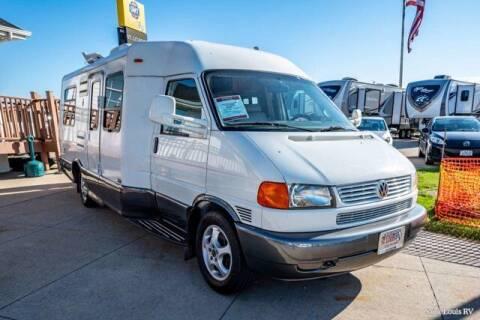 2002 Volkswagen EuroVan for sale at TRAVERS GMT AUTO SALES - Traver GMT Auto Sales West in O Fallon MO