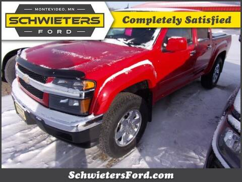 2012 Chevrolet Colorado for sale at Schwieters Ford of Montevideo in Montevideo MN