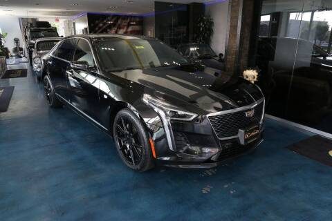 2019 Cadillac CT6 for sale at OC Autosource in Costa Mesa CA