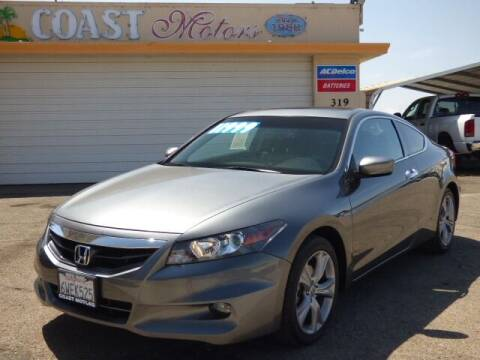 2012 Honda Accord for sale at Coast Motors in Arroyo Grande CA